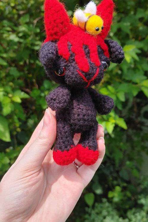 Candyman Black Phillip Doll