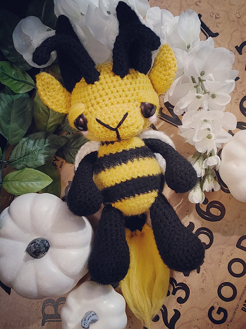Bee Black Phillip Doll