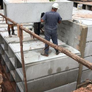 Design of vertical cemetery effluent treatment system