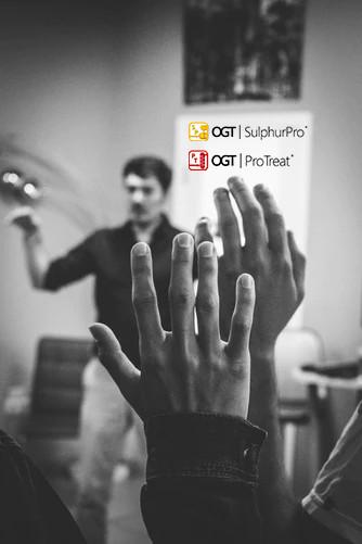 ProTreat® Workshop: tratamento de gás e recuperação de enxofre