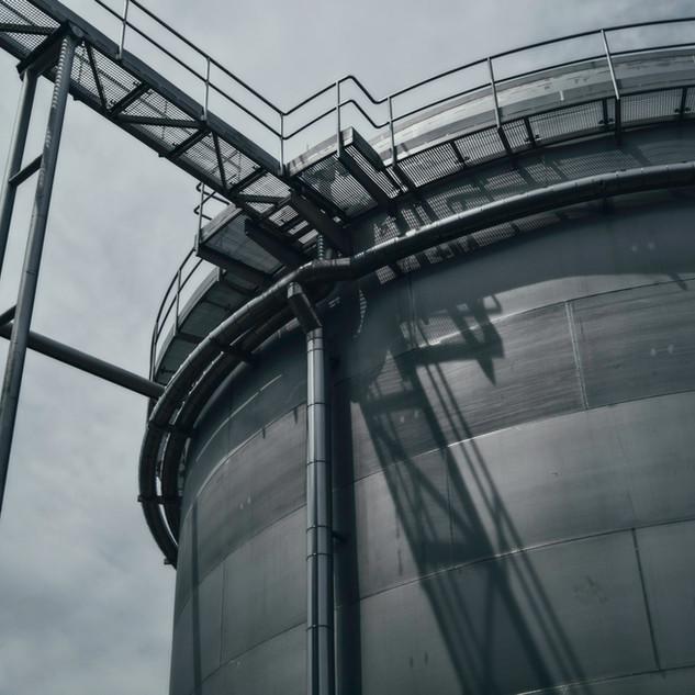 Design e implementação de unidade de tratamento de biogás