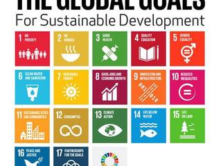 Sustainable Development Goals --> 17 Ziele für eine nachhaltige Entwicklung