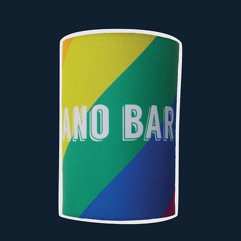 Piano Bar Stubbie Cooler (Single)