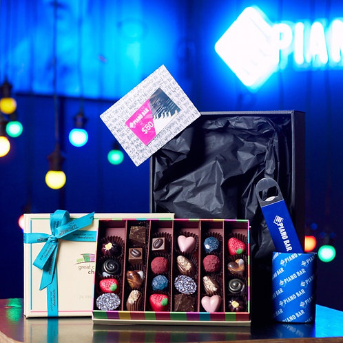 Piano Bar Gift Pack (Great Ocean Road Deluxe Pack)