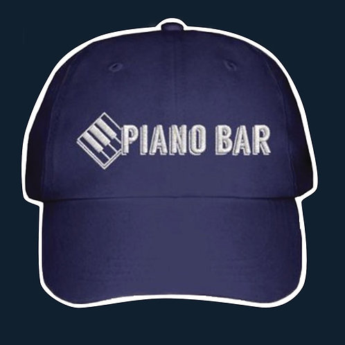 Piano Bar Cap