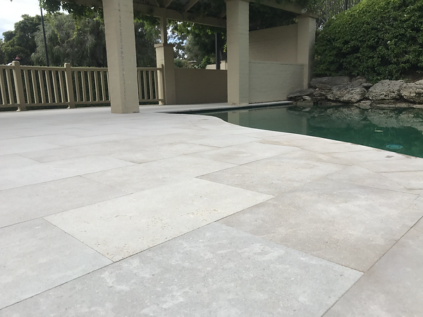 Paving Around Pool Perth