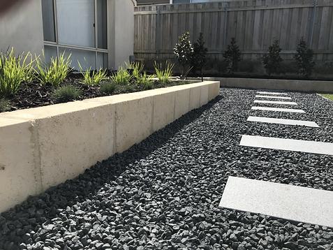Garden wall Perth