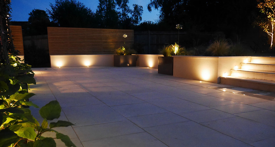 Perth Garden Lighting