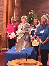 Debbie Gordon PWC 2019 Spring Gathering