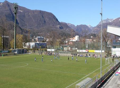 FC Ascona - Vedeggio Calcio / 1 - 0