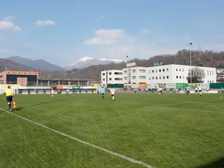 Vedeggio Calcio - AS Cademario / 2 - 1