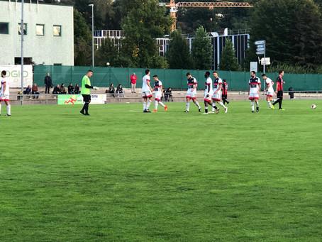 Vedeggio Calcio - Arbedo Castione / 2 - 1