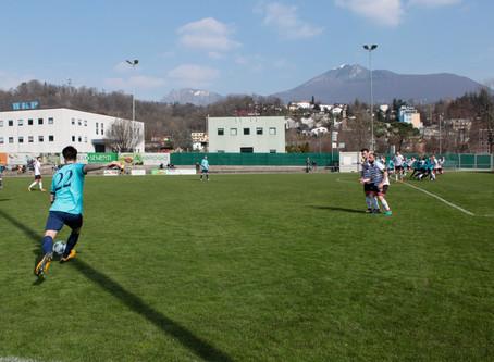 FC Vedeggio Calcio - AC Castello / 2 - 3