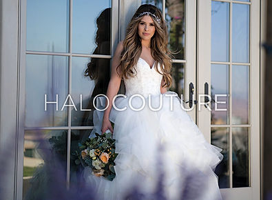 Bridal image for halo