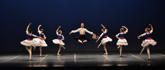 Tarantella, coreografia Lola Fejzo
