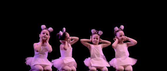 coreografia Roberta Riminucci
