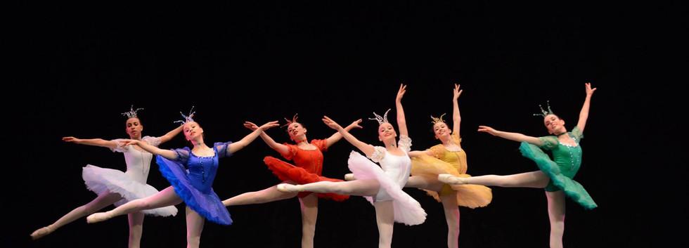 Le pietre preziose, coreografia Lola Fejzo