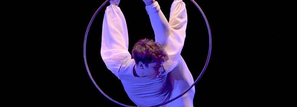 Danza Aerea, coreografia Gracielle Fernandes