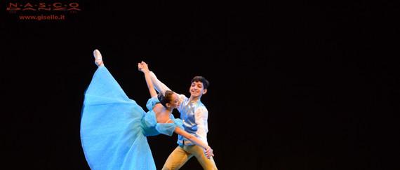 Cenerentola, coreografia Lola Fejzo