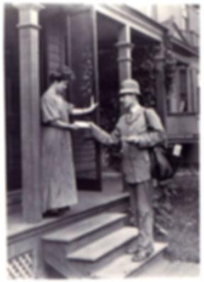 15.Letter-Carrier-Delivering-Mail.1908.j