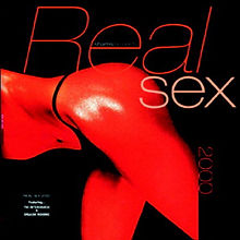 """Real Sex 2000"" is another dancehall mega hit compilation by Shams The Producer. Riddims on this compilation includes  ""Intercourse"" riddim and ""Orgasm"" riddm"
