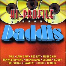 "Hi-Profile presents ""Baddis"", is the first ever commercial release by Shams the Producer. This compilation includes the ""Gypsy"" riddim and dancehall powerhouse riddim ""Baddis"""