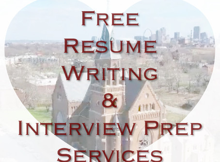 Free Resume Writing & Interview Prep Services