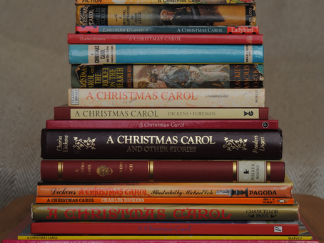 Scrooge Is Sus: A 2020 Christmas Carol