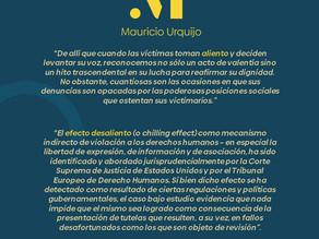 Defensa de víctimas de violencia sexual