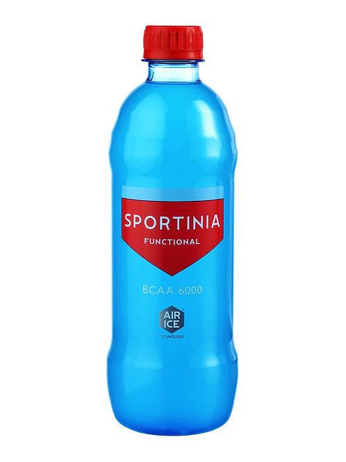 Спортиния ВСАА Маракуйя Объём 500 мл. Упаковка 12 бут. Цена 72,5  руб/бут