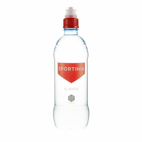 Спортиния О2 Sports Cap Объём 500 мл. Упаковка 12 бут. Цена 38,5  руб./бут