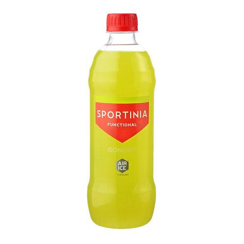 Спортиния ISONORM Объём 500 мл. Упаковка 12 бут. Цена 42,5  руб/бут
