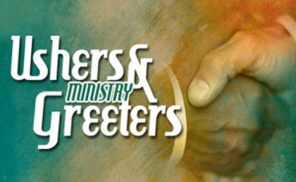 Ushers & Greeters Ministry