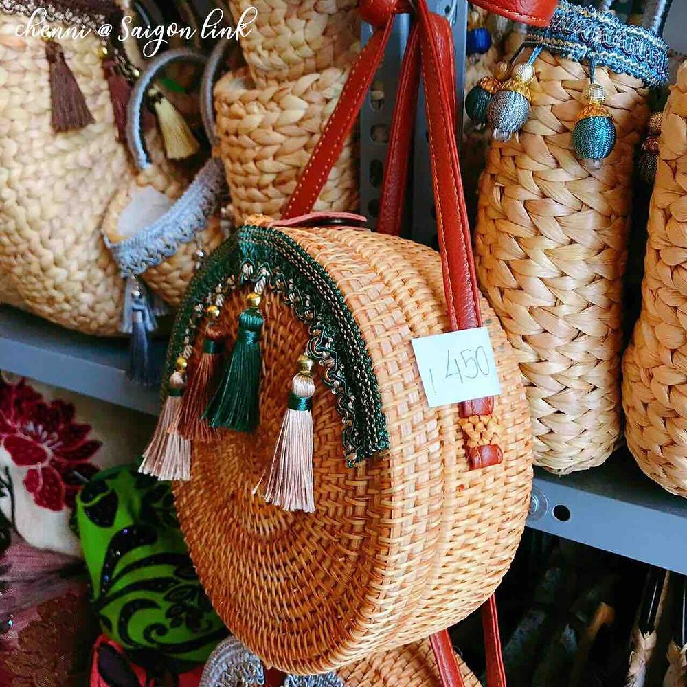 編織包,越南旅遊,越南必買,胡志明必買