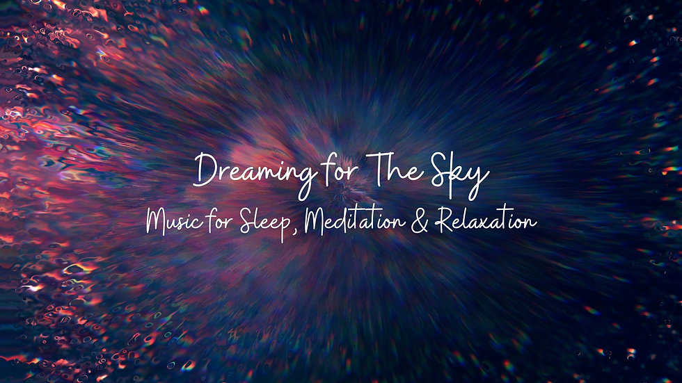 Copy of Dreaming for The Sky YTThumbnail