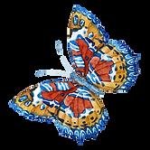 Aquarell-Schmetterling 4