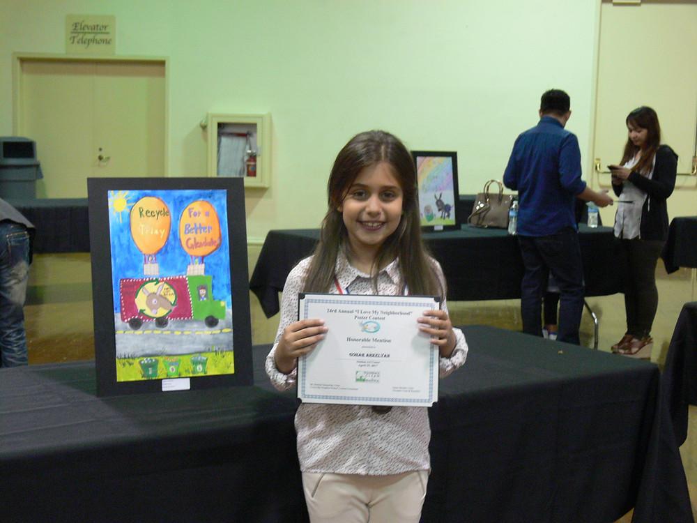 Atanian Art Center Students as Finalists