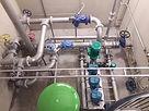 Hydraulische Installation