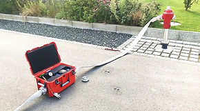 Hydrantenprüfung 12.08.2020 Boos Badhaus