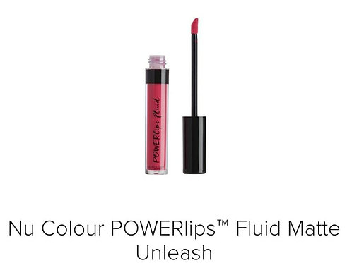 powerlips fluid matte unleash