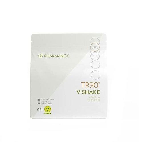 vegan shake vanille