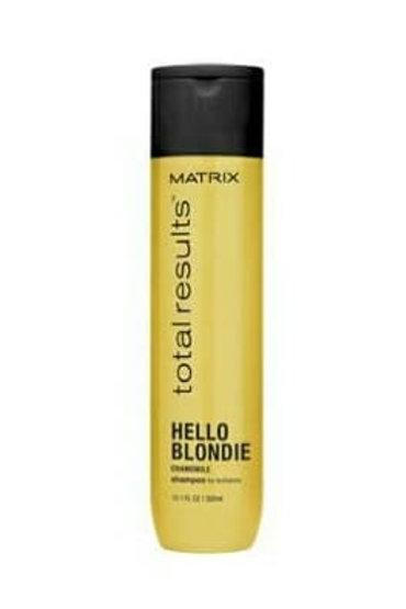 Matrix TR Hello blondie shampoo