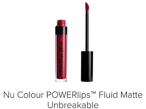 powerlips fluid matte unbreakable