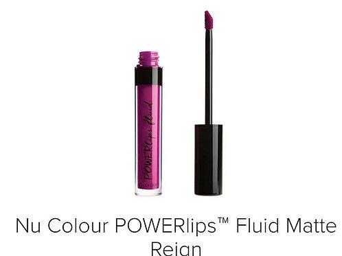 powerlips fluid matte reign