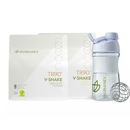 vegan proteïne shakes kit