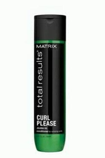 Matrix TR Curl please conditioner