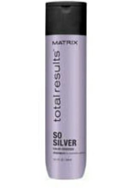 Matrix TR So Silver shampoo