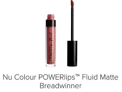 powerlips fluid matte breadwinner