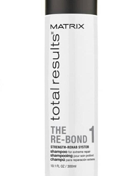 Matrix TR Re-bond shampoo