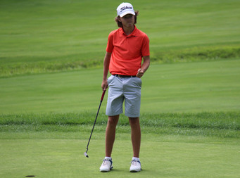 Gruninger Outlasts Field at the 2020 District Match Play Championship